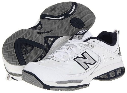 New Balance - MC806 (White) - Footwear
