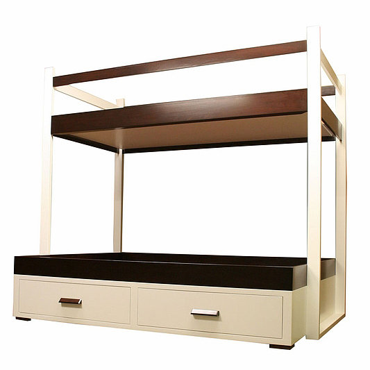 Country Cottage Modern Bunk Bed