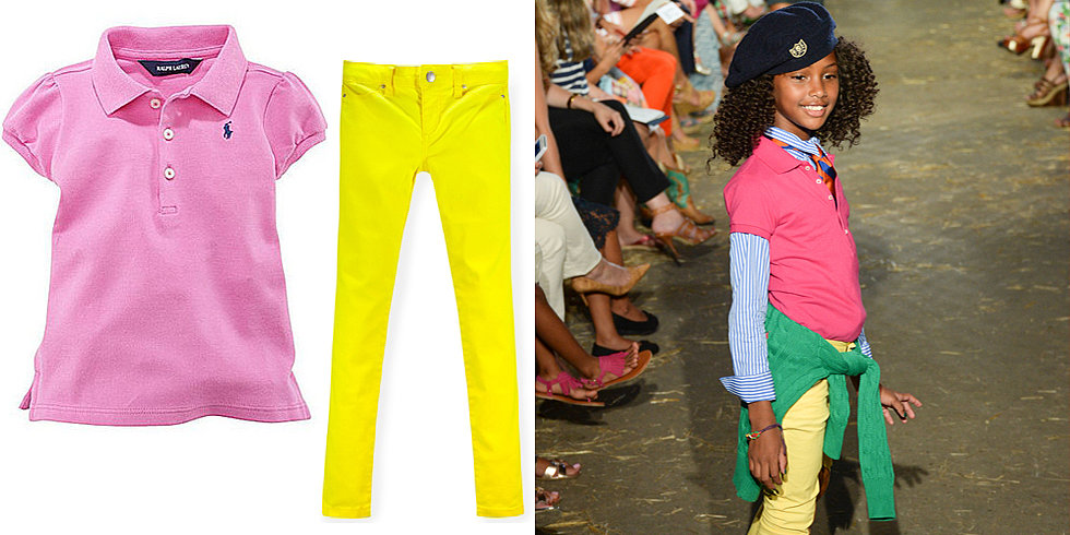 From the Fall Runway to Her Closet —Get the Ralph Lauren Look!