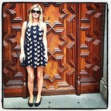 Nicky Hilton enjoyed her time in Barcelona, Spain. Source: Instagram user nickyhilton