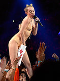 Worst Performance by a Foam Finger: Miley Cyrus at the VMAs