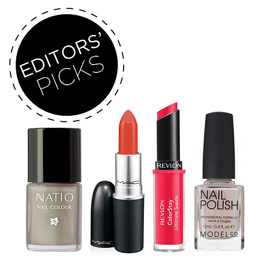 Editors' Picks: Our Spring Lip & Nail Polish Picks