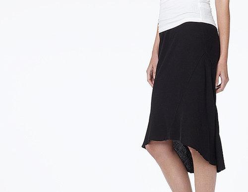 Wool Chiffon Skirt