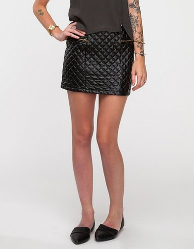 Orchestra Quilted Skirt