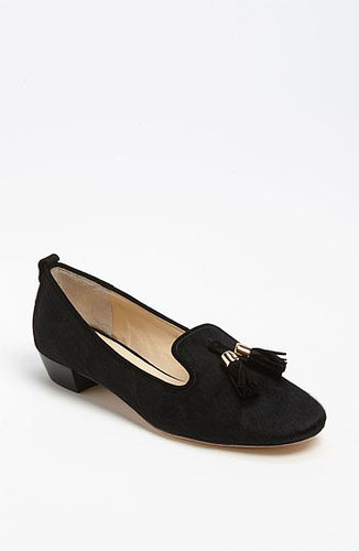 VC Signature 'Nancy' Loafer (Online Only) Womens Black Haircalf Size 6.5 M 6.5 M