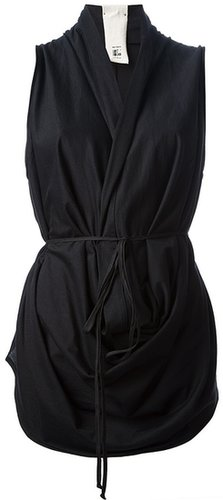 Lost And Found draped top