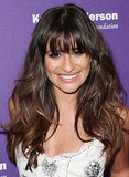 Lea was back to her waves over the Summer, and we liked the added beachy texture.