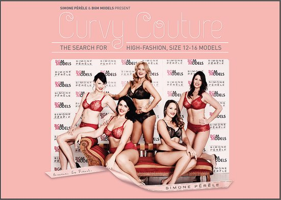 The Simone Perele Curvy Couture Model Search is on Again!