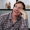 Rob Huebel The League, Children's Hospital Interview (Video)