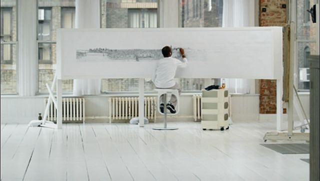 UBS Stephen Wiltshire by Humble TV