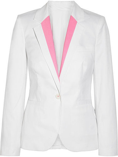 Karl Lagerfeld Jophra stretch-cotton blazer