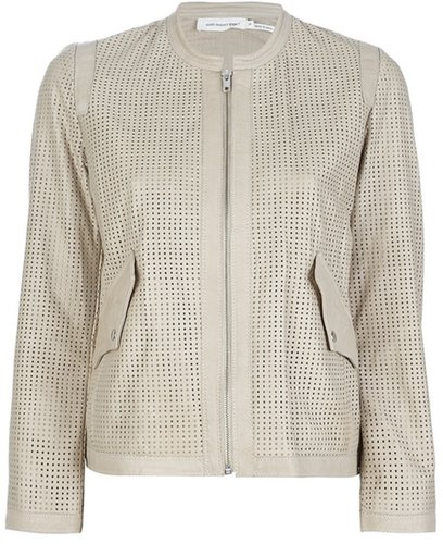 Isabel Marant 'Calvin' leather  jacket