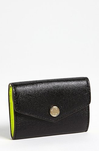 MICHAEL Michael Kors Saffiano Leather Coin Purse