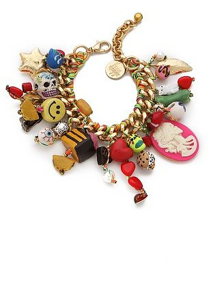 Venessa arizaga The Gift Bracelet