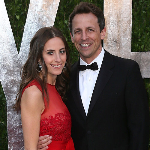 Seth Meyers Is Married to Alexi Ashe