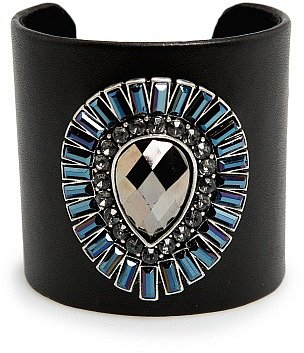 TOUCH - Crystals covered cuff