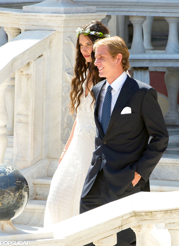 Rather valuable Andrea casiraghi tatiana santo domingo agree