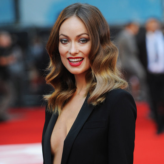 Olivia Wilde at the Rush Premiere in London | Pictures