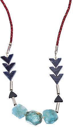 Kris Nations Burnt Red El Dorado Necklace