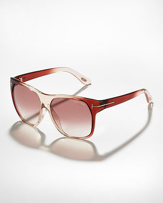 Tom Ford Federico Gradient Sunglasses