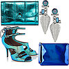 2013 Spring Summer Trend Irridescent Blue