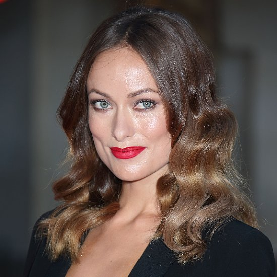 Olivia Wilde Teaches Us a Lesson in Autumn Waves