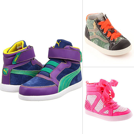 Trend Alert: High Tops Hit the Classroom!