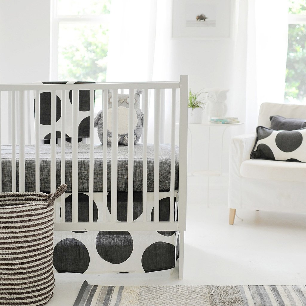 New Arrivals Spot On Crib Bedding