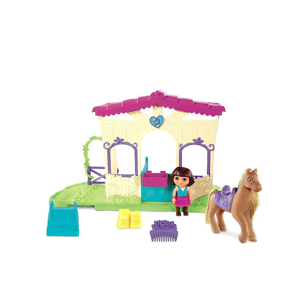 Dora the Explorer Pony Stable