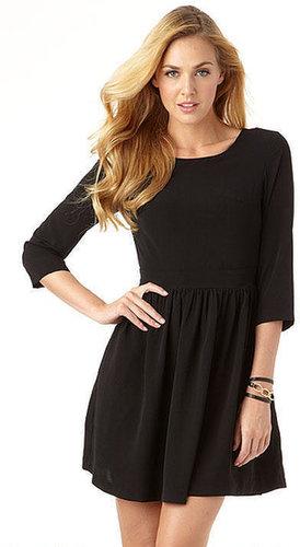 Lov Posh Gabrielle Fit-and-Flare Dress
