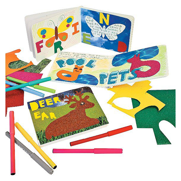 Kid Crafts: Kids Made Modern Board Book Kit
