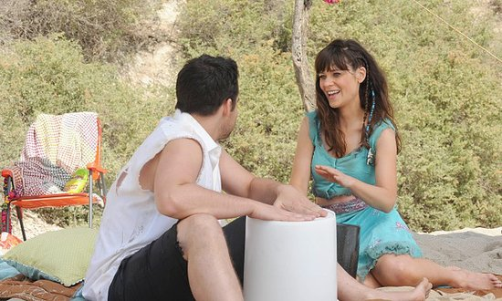 Nick (Jake Johnson) and Jess together forever!