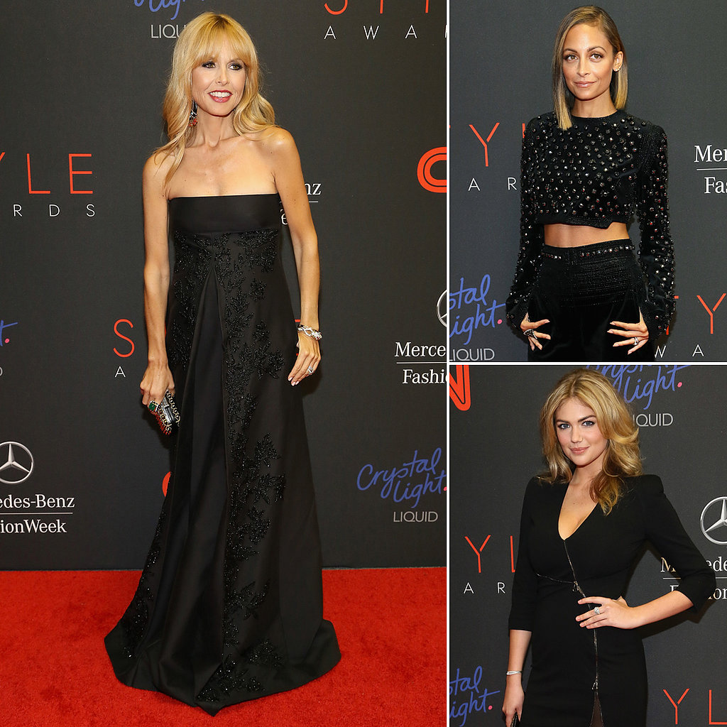 Nicole Richie, Rachel Zoe, and Kate Upton Kick Off Fashion Week