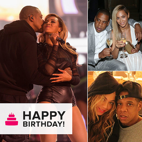 Beyoncé Is 32! See Her and Jay-Z's Sweetest Pictures