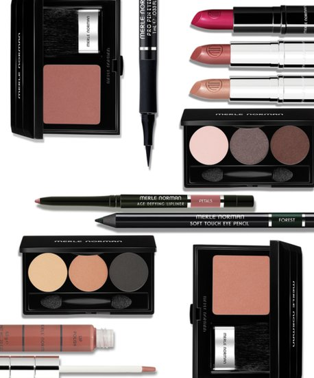 Merle Norman's 2013 Fall Color Collection ($14-$20) offers everything you need to get a gorgeous smoky eye for Fall, plus a variety of flattering cheek and lip shades to accompany said sultry look.