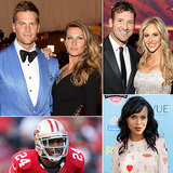 Football Players and the Women Who Love Them