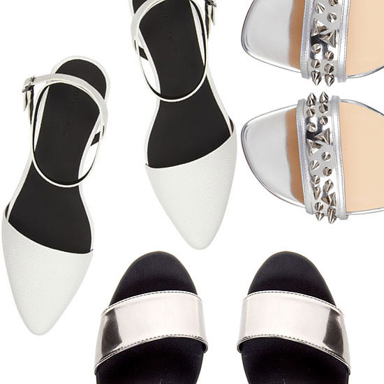 Step From Work to the Weekend in These 10 Fab Flats