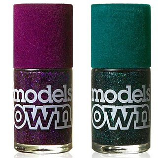 Models Own Velvet Goth Nail Polish