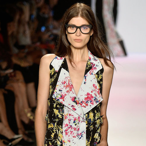 2014 Spring New York Fashion Week Runway BCBG Max Azria
