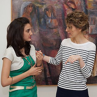 Syria's First Lady Asma al-Assad