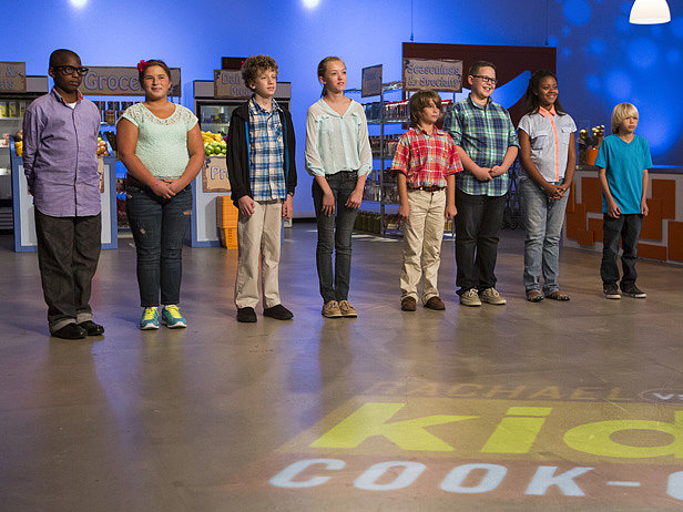 Rachael vs. Guy: Kids Cook-Off
