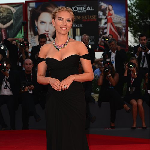 Who Is Scarlett Johansson's Fiance?