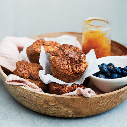 Gwyneth Paltrow's Sweet Potato & Five-Spice Muffins Recipe