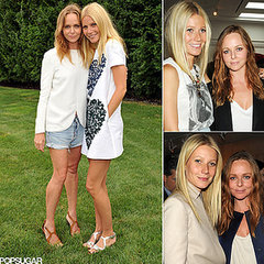 Gwyneth Paltrow and Stella McCartney Collaboration
