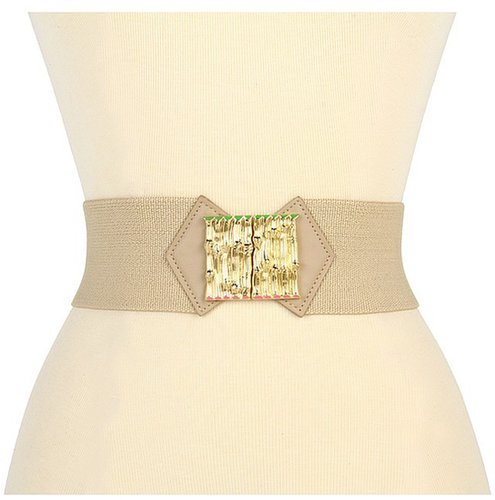 Lilly Pulitzer - Bamboozled Belt (Natural) - Apparel