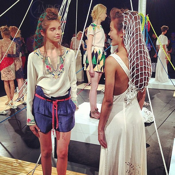 CFDA got caught in these nets. Source: Instagram user cfda