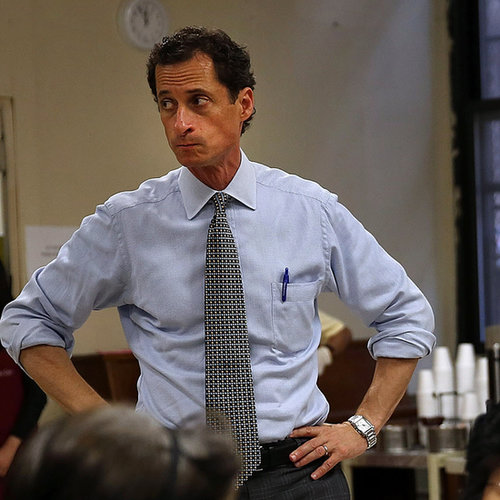 Anthony Weiner Freakout
