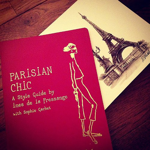 "Travelannestyle noted that Parisian Chic is the ""only Paris guidebook you will ever need."""
