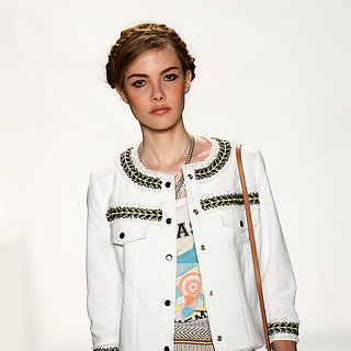 Rebecca Minkoff Spring 2014 Hair Makeup | Runway Pictures