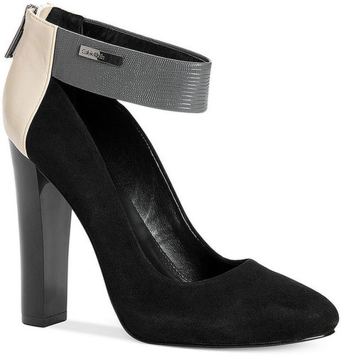 Calvin Klein Women's Shoes, Ariel Pumps